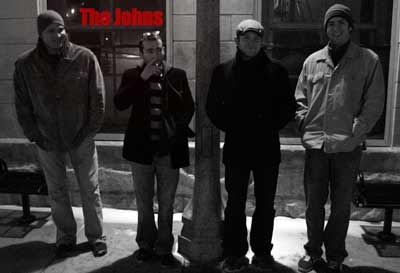The Johns band