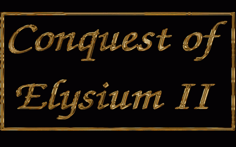 Conquest Of Elysium II