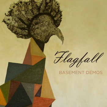 Flagfall- basement demos art cover