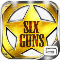 six guns