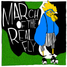 March of the Real Fly EP cover