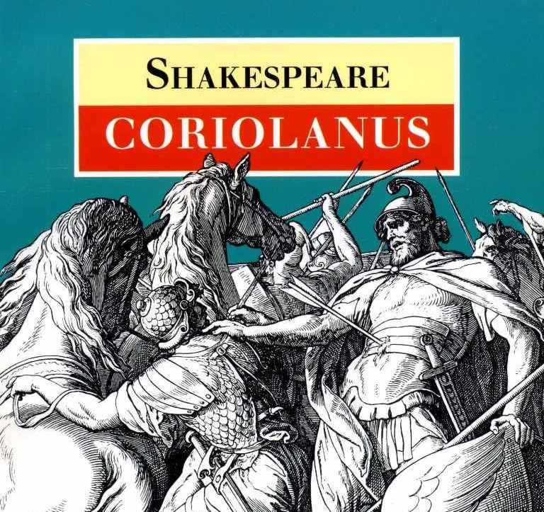 an analysis of the language in the speech of coriolanus
