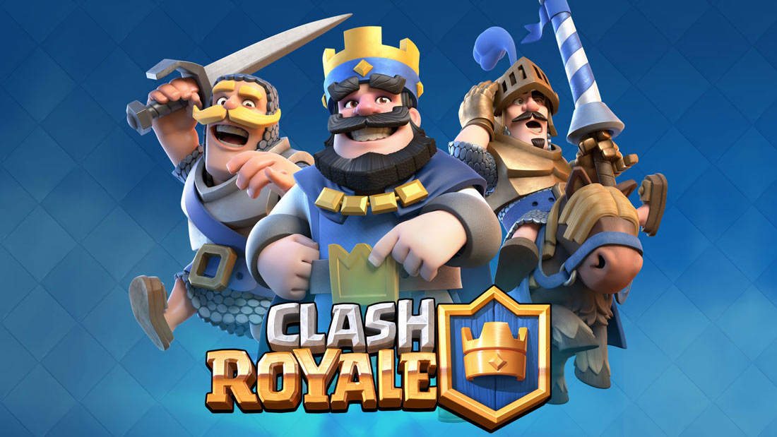 free online clash royale game