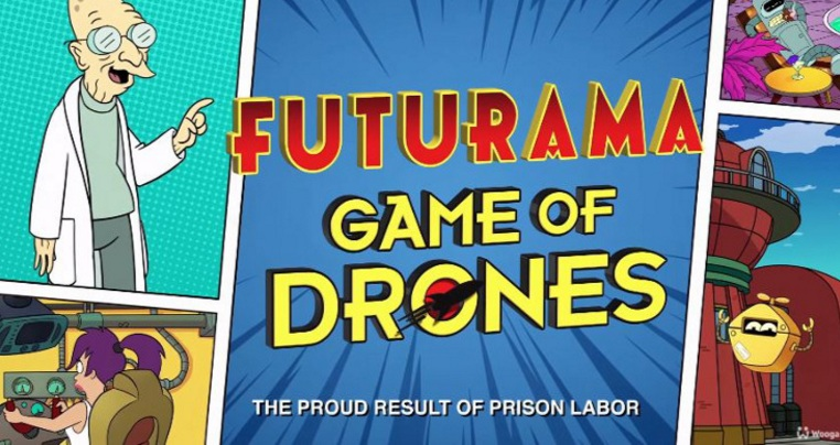 android games d... Futurama Game Of Drones For Windows