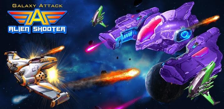 Galaxy Attack: Alien Shooter – FrostClick.com | The Best Free Downloads  Online