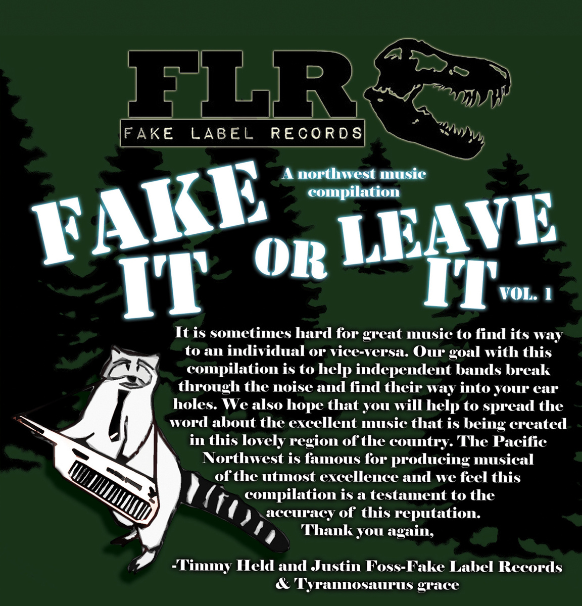 Fake It Or Leave It